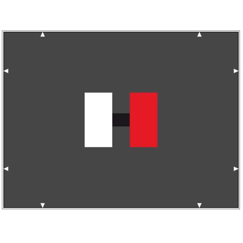 Sineimage YE0214 Color Rendition Test Chart